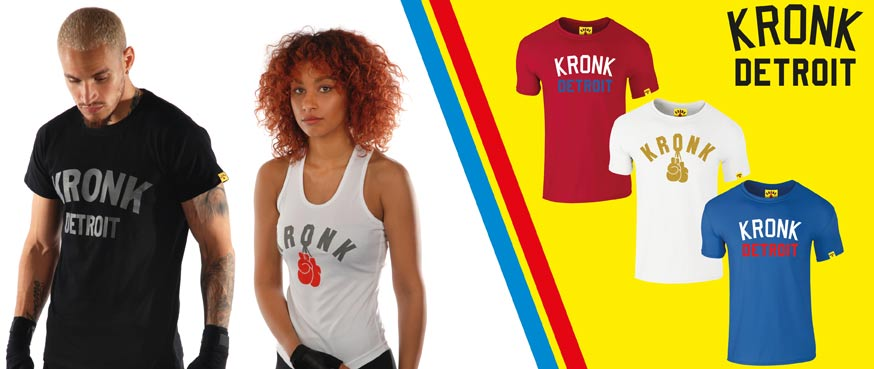 Kronk Gym fashion apparell T-Shirt